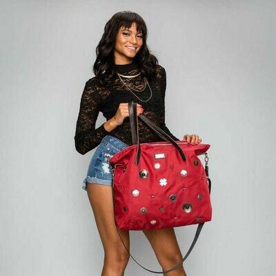 Нейлоновая сумка LIYA LUCKY CHARMS NL12205