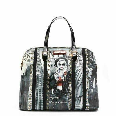 Сумка LIFE IN NEW YORK CHIC SATCHEL BAG LNY16056