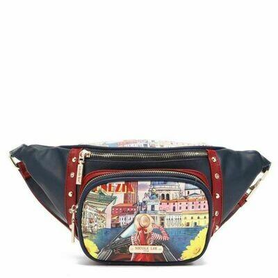 Напоясная сумка с принтом BELTED FASHION CHIC FP16103