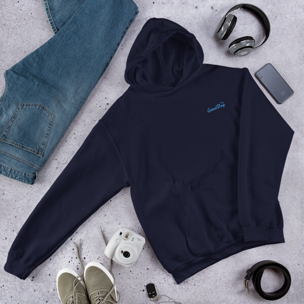 GOD WINS / Unisex Hooded Sweatshirt