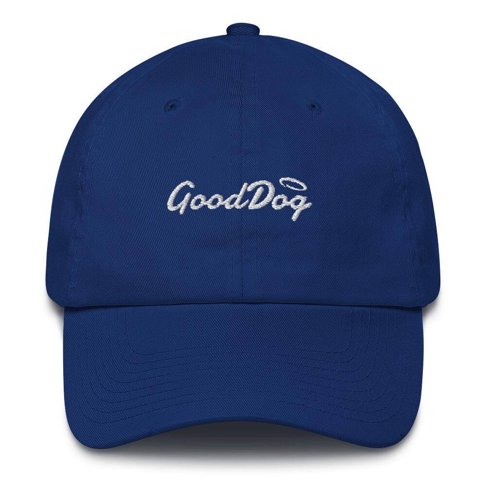 GoodDog Cap / Royal Blue