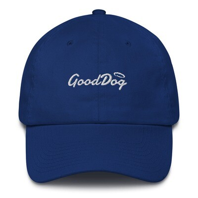 GoodDog Cap / Royal Blue