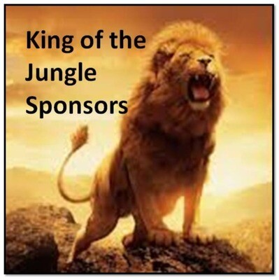 2020-21 OHS Sponsorship:  KING OF THE JUNGLE                                      (Home Stands)