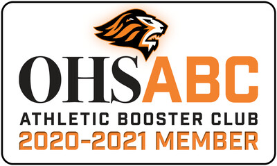 2020-2021 OHS Athletic Booster Club  OHS COACH/FACULTY Membership