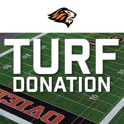 Turf Donation