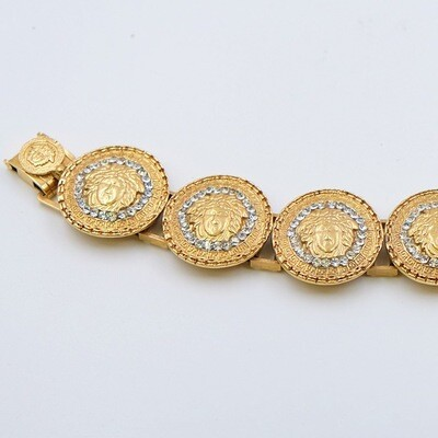 Collectible Gianni Versace Bracelet 1990s
