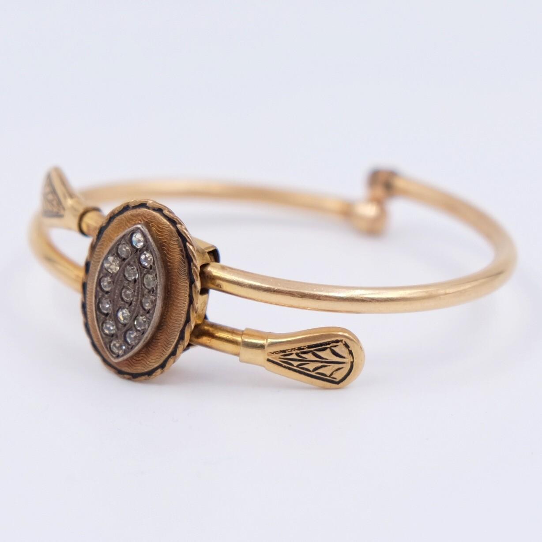 Antique GF Victorian Bracelet
