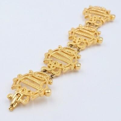 Vintage Collectible Christian Dior Bracelet 1990s