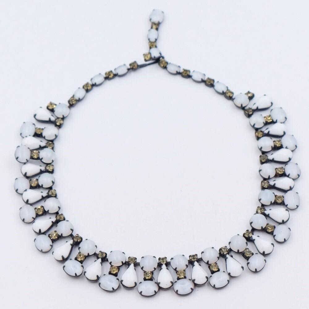 Vintage Kramer Stars Comet Necklace