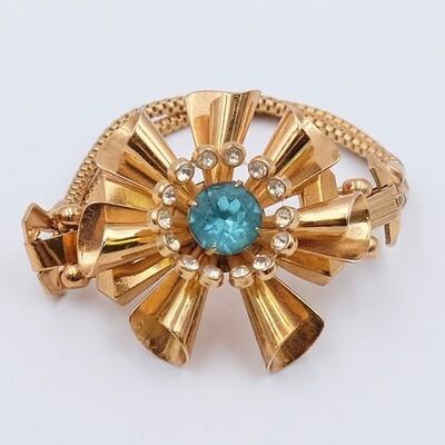 Early Coro Bracelet 1940s