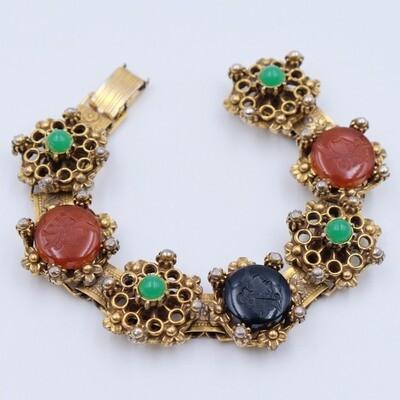 Vintage Victorian Bracelet 1900s