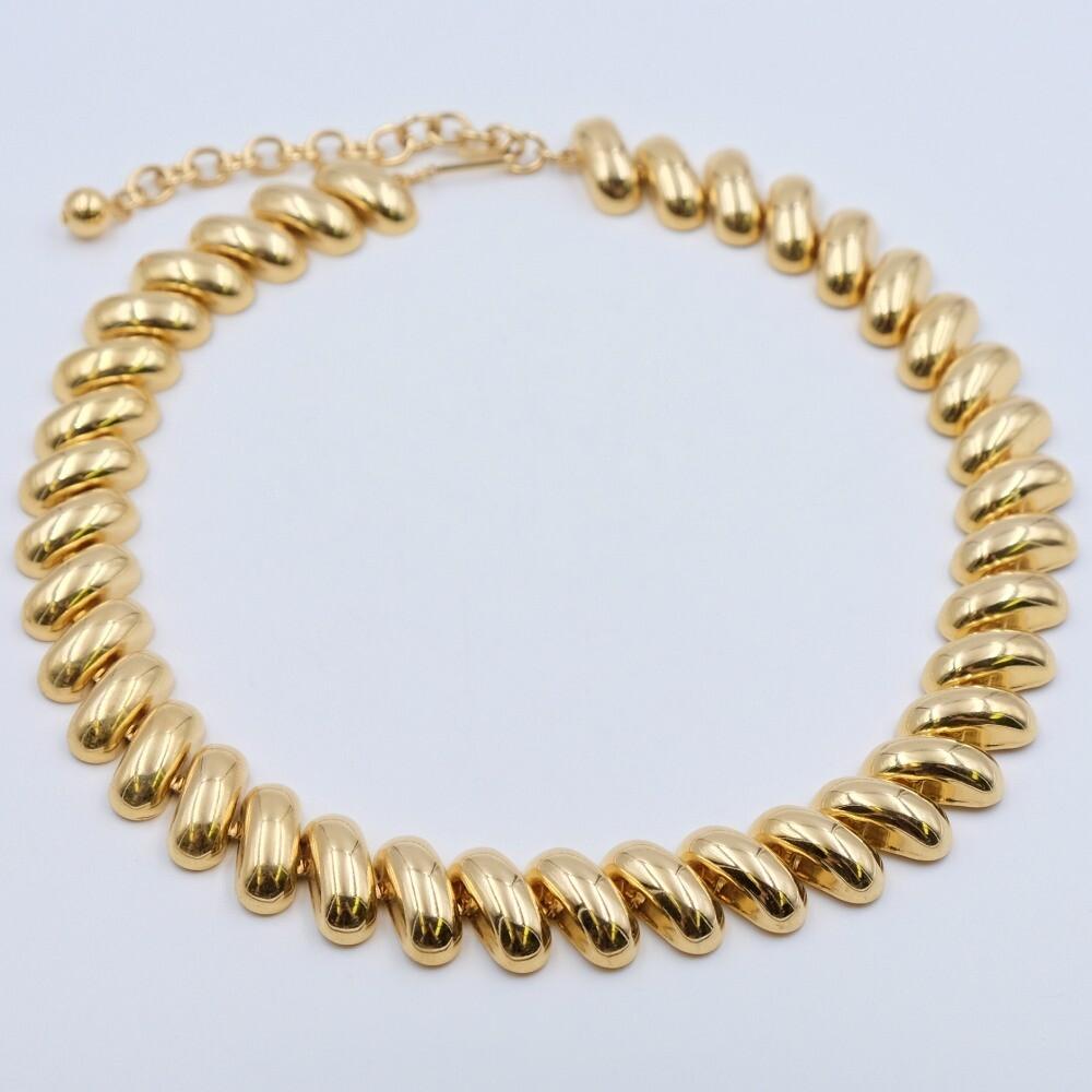 Vintage necklace 1980s