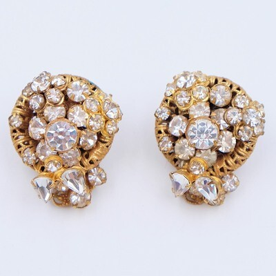 Vintage Robert Earrings 1960s