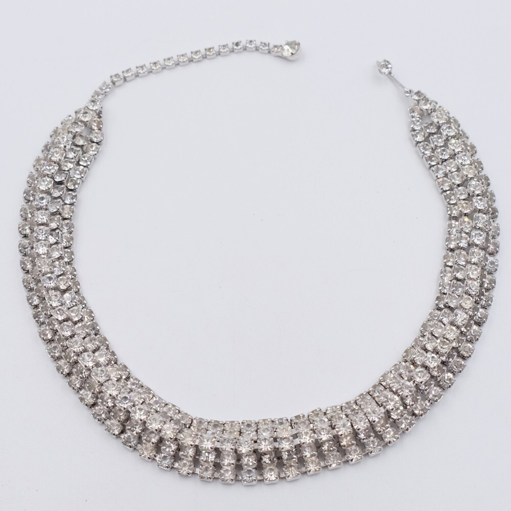 Vintage Hattie Carnegie Hollywood Necklace