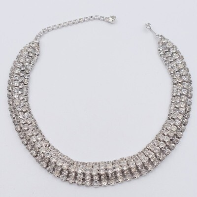 Vintage Hattie Carnegie Hollywood Necklace
