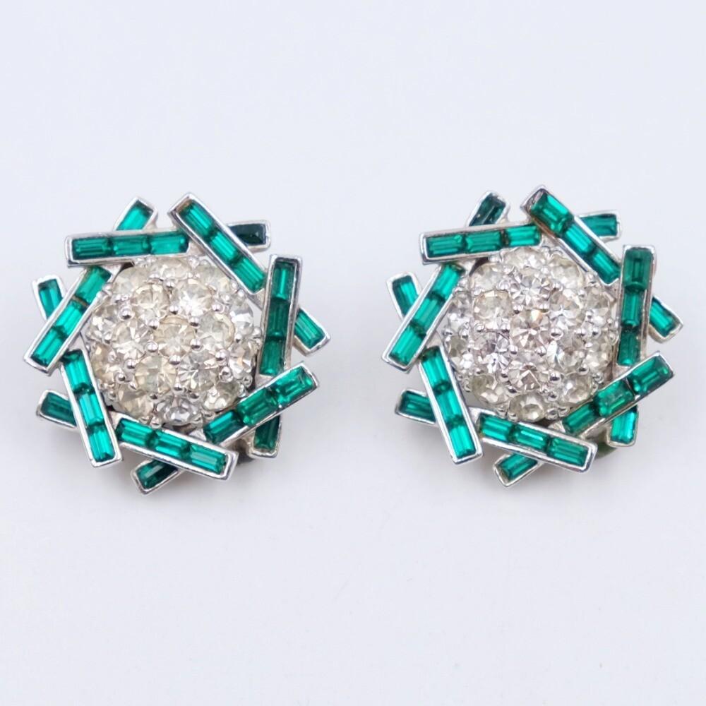 Vintage Pennino Earrings 1950s