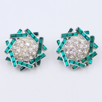 Vintage Pennino Earrings 1950s