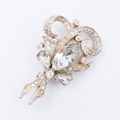 Vintage Mini Brooch 1950s