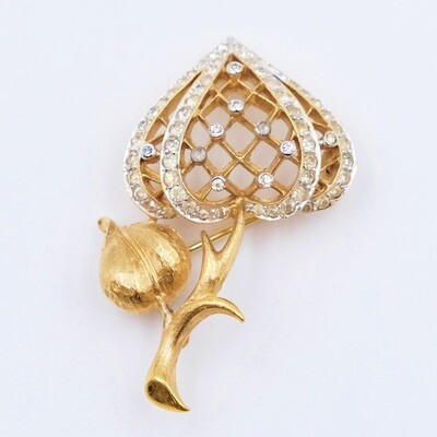 Mini Brooch Panetta 1950s