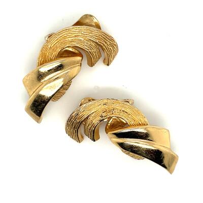 Vintage Christian Dior Earrings 1980s