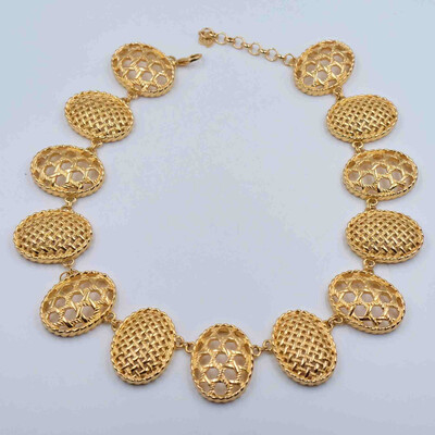 Christian Dior Vintage Necklace 1980s