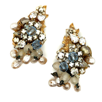 Vintage Original By Robert Earrings 1950s