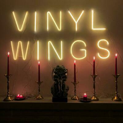 Vings Wings - Physical Album