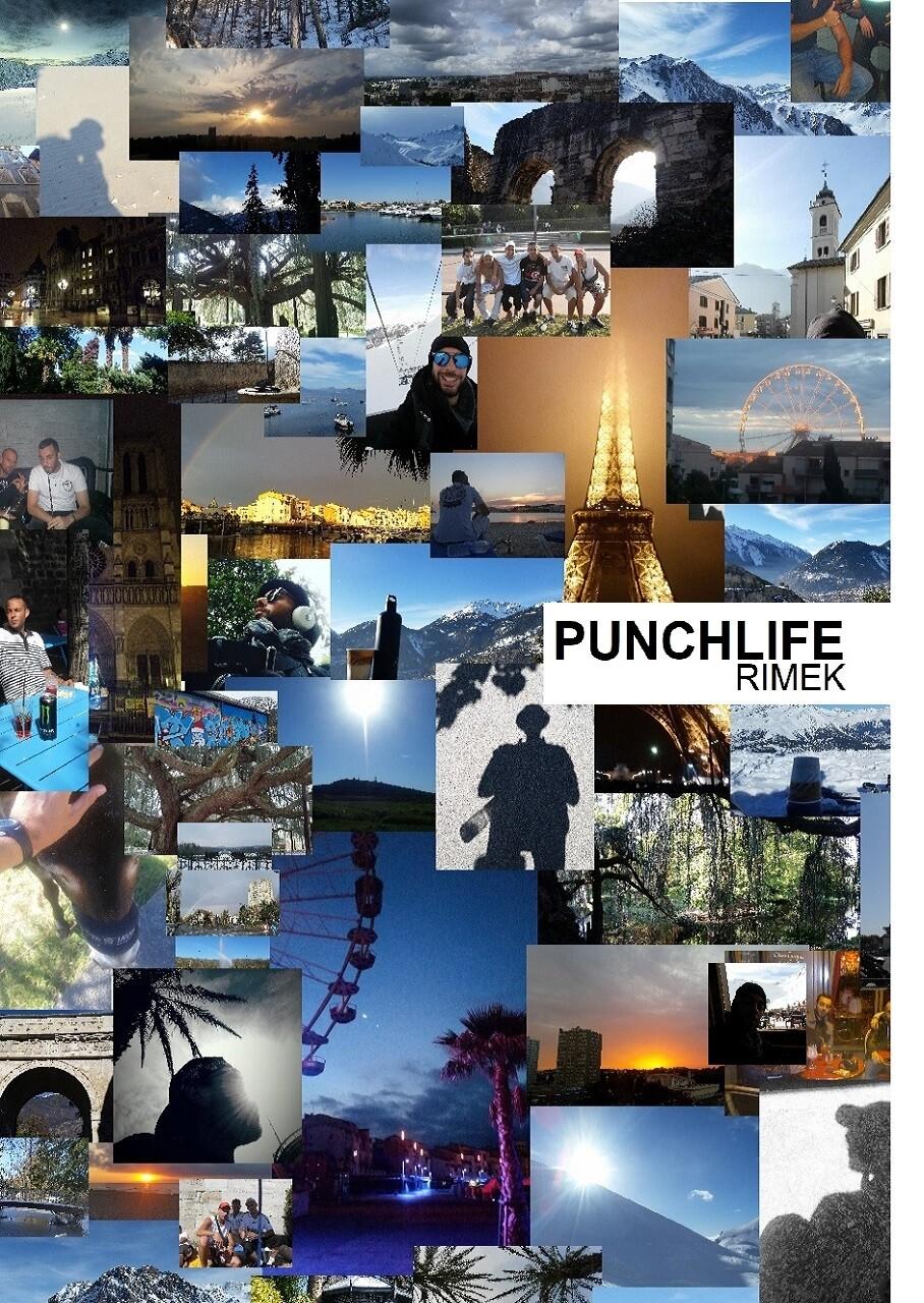 Punchlife (Livre) (2019)