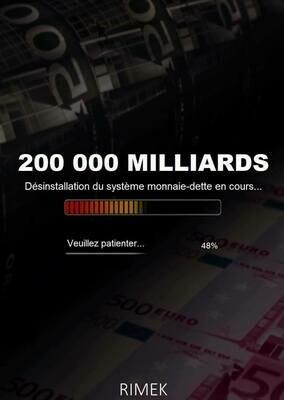 200 000 Milliards (Livre d'économie) (2017)