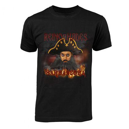 Camiseta/Sudadera Barbanegra