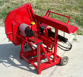 Hobby stroj na palivové dřevo PROFILOGGER HOME