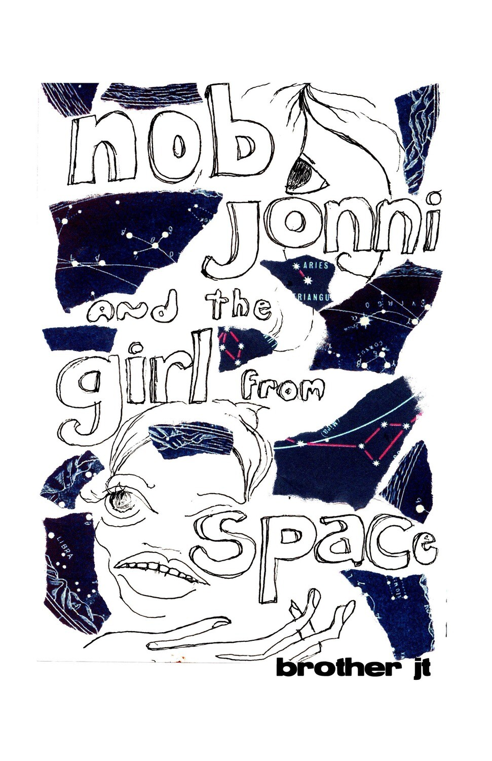 Nob Jonni and the Girl from Space (book)