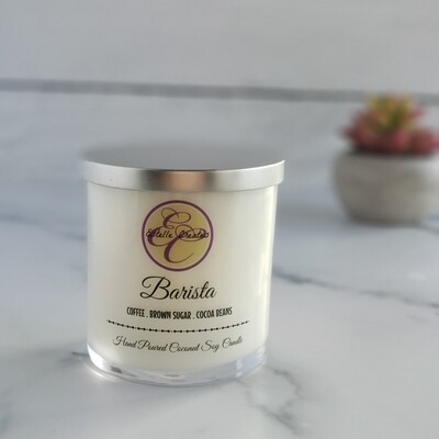 Barista Double Wick Candle 9.5oz