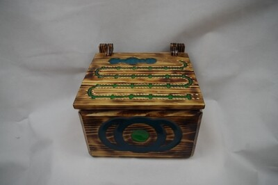Cribbage Board Box