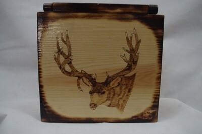 Non Typical Mule Deer Buck Box
