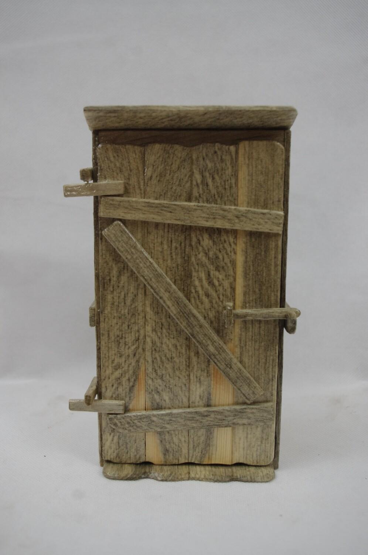 Novelty Outhouse
