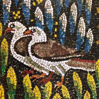 Smalti Mosaic - Stars of Ravenna