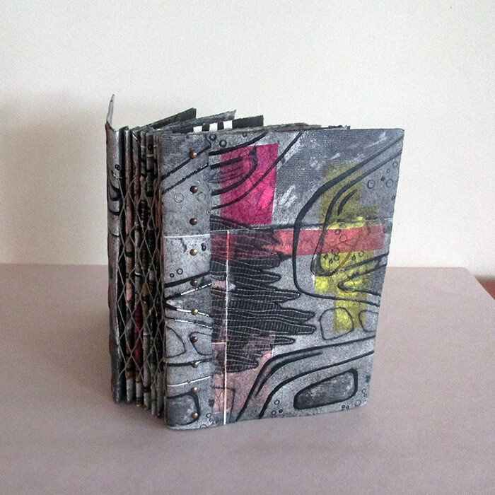 Artists Books Revealed: Cover, Create, Bind with Claire Brach