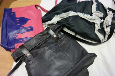 Making Bags in Leather with Mark Jones
