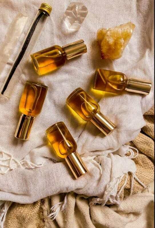 Perfumaria Ancestral e Intuitiva da Hawa