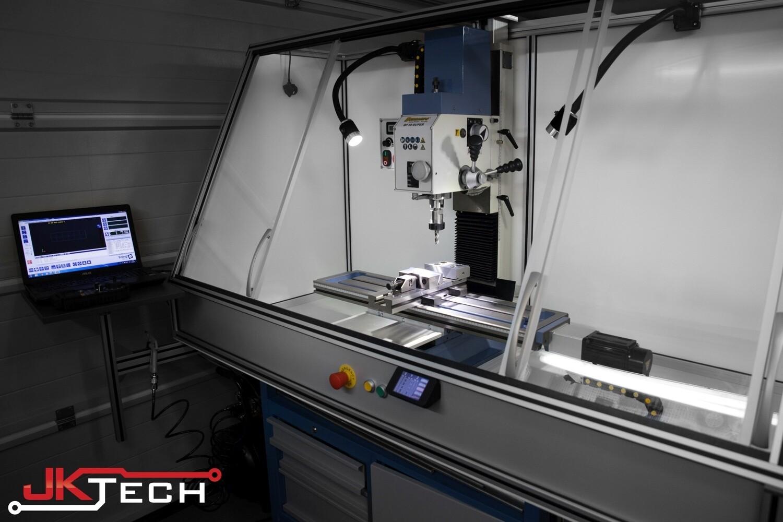 DIY CNC Enclosure - Plans, Blueprints, 3D Models