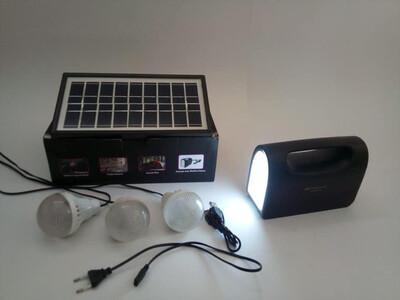 Portable Home Solar