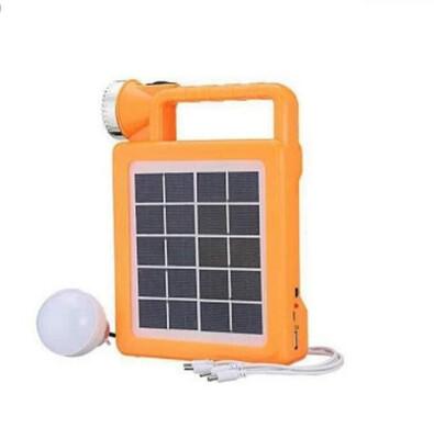 Multifunctional Solar Panel