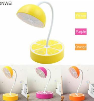 Fresh Fruit Lamp