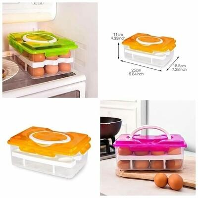 Egg Trays silicon