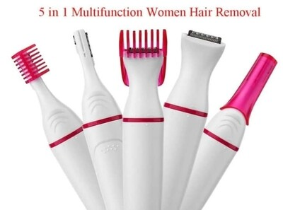 5 in 1 Multifunctional Women Hair Removal