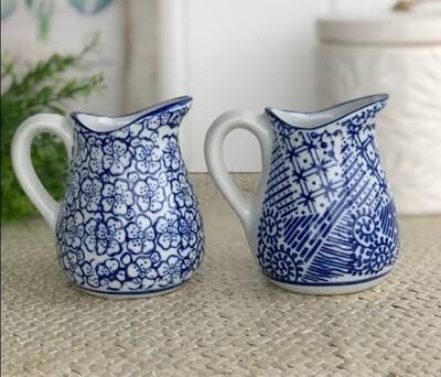 Ceramic Mini Jugs