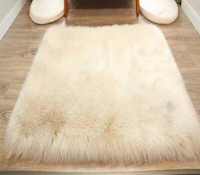 Fluffy 5x8 Floor Carpet