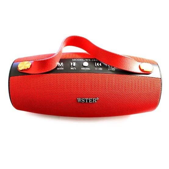 WS 1838 Bluetooth Speaker