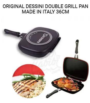 Dessini Double Grill Pan 36Cm